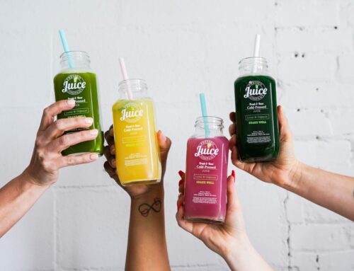 New juices available now